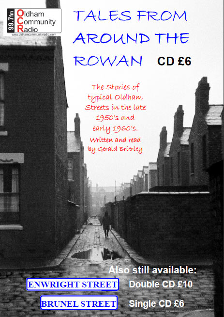 Tales From Around The Rowan CD Poster